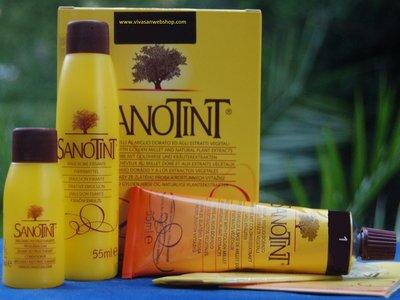 Sanotint doe het zelf haarverf classic witblond nr 19 for Cosval sanotint